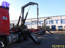 used Hammar container semi-trailer
