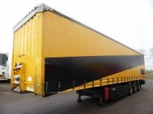 Krone SDP 27 Pallettenkasten semi-trailer