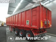 Ova 45m³ Liftachse AluKipper 390K95 semi-trailer