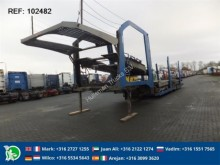 Lohr EUROLOHR 1.21 EVOLUTION 2-AXLE BPW FULL GALVANIZED semi-trailer