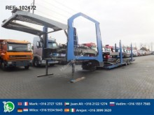 Lohr EUROLOHR 1.21 2-AXLE FULL GALVANIZED semi-trailer