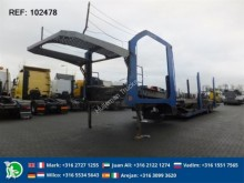 used Lohr car carrier semi-trailer