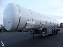 Burg LPG GAS 62000 LTR TOTALY RECOVERED semi-trailer