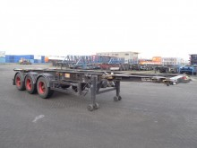 Desot ADR, BPW+disc, 20FT/30FT, 2x liftaxle semi-trailer