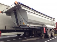 Leciñena TP ACIER 19m3, LOCATION POSSIBLE semi-trailer