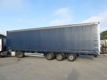 used Lecitrailer other Tautliner tautliner semi-trailer