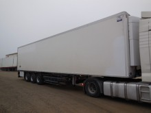 used Lecitrailer mono temperature refrigerated semi-trailer