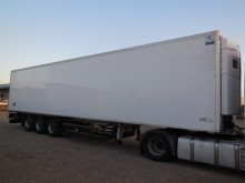 used Lecitrailer refrigerated semi-trailer