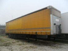 used Schmitz Cargobull Boards tautliner semi-trailer