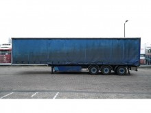 semi remorque HRD 3 AXLE CURTAINSIDE TRAILER