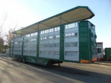 Finkl SAV 335 4 deks vee semi-trailer