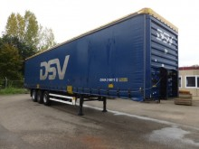 LAG Tautliner schuifzeil/dak 4 times availble semi-trailer