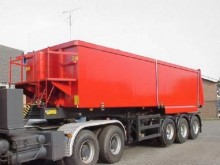 ATM 3 axle tiptrailer with 32m3 aluminium body semi-trailer