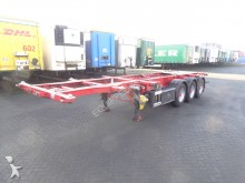 Groenewegen ADR, 20FT/30FT, BPW, Liftachse semi-trailer