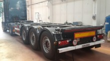 Merker M642.60 ALLUNGABILE semi-trailer