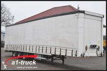 used Van Eck tarp semi-trailer