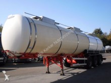used LAG tanker semi-trailer