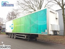 semi remorque Merker Koel vries Gas Cooling, Disc brakes, Cryofridge