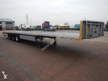 General Trailers CRANE FRUEHAUF 45FT SLOPING FLATBED TRAILER - 2003 - C1 semi-trailer