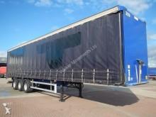 used Montracon tautliner semi-trailer