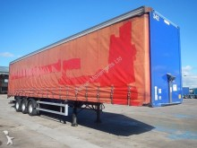 semirimorchio Montracon 45FT CURTAINSIDE TRAILER - 2008 - C260420