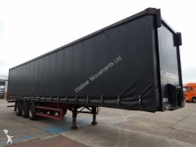 semirimorchio Montracon 45FT CURTAINSIDE TRAILER - 1997 - A218234