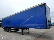 semirimorchio Montracon 45FT CURTAINSIDE TRAILER - 2007 - C255430