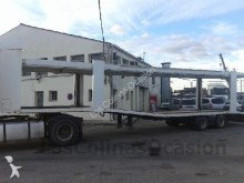 used car carrier semi-trailer