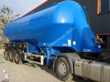 Feldbinder EUT 46.3-3/1 Cement Zement Silo 46000 L TÜV -TOP semi-trailer