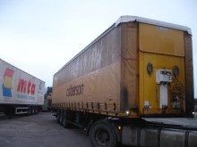 used General Trailers Boards tautliner semi-trailer