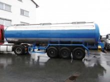 used Hendricks food tanker semi-trailer