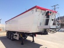 new Fliegl cereal tipper semi-trailer