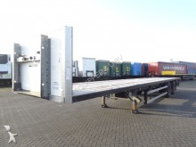 used Groenewegen flatbed semi-trailer