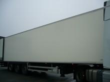 used Chereau multi temperature refrigerated semi-trailer