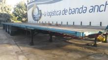 semi remorque porte containers Leciñena
