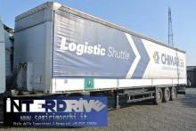 semi remorque Schmitz Cargobull S 01 semirimorchio centinato con sponde adr usato