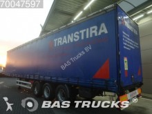 used Kässbohrer tautliner semi-trailer