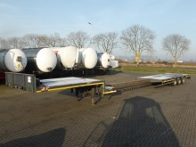 semi remorque Lintrailers EXTENDABLE STEERAXLE INCL. PRE INSPECTION