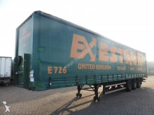 used Groenewegen tautliner semi-trailer