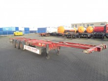 used Schmitz Cargobull container semi-trailer