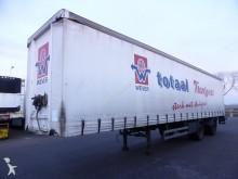 Pacton STEERAXLE TAILLIFT semi-trailer