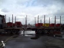 used Robuste Kaiser timber semi-trailer