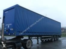 Fruehauf CURTAINSIDE semi-trailer