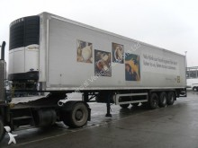 used Montracon refrigerated semi-trailer