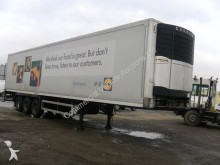 Montracon FRIDGE BOX semi-trailer