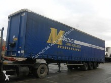 Pacton CURTAINSIDE semi-trailer