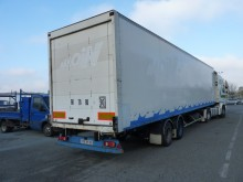 used Trailor plywood box semi-trailer