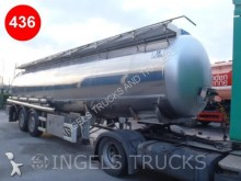 Parcisa INSULATED FOODSTUFF TANK semi-trailer