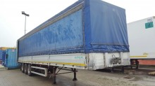 used Cardi tarp semi-trailer