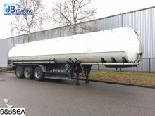 Merceron Fuel 38000 Liter, 6 compartments semi-trailer